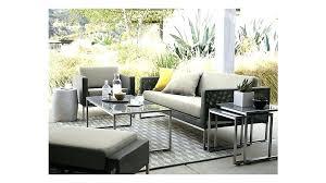 crate and barrel outdoor furniture. Exellent And Crate And Barrel Patio Furniture Beautiful  Outdoor Seat   On Crate And Barrel Outdoor Furniture L