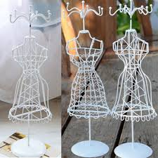 Where To Buy Display Stands Best Wholesale Metal Mannequin Rack Holder Christmas Charms Girl 91