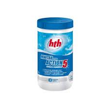 <b>HTH Многофункциональные таблетки</b> по 20гр/1,2кг - 5 в 1 ...