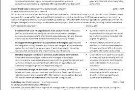 public relations sample resume resume human resources sample resume