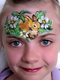 Small Picture Thumper Cute Easter Bunny Face Painting Tutorial Easter Face