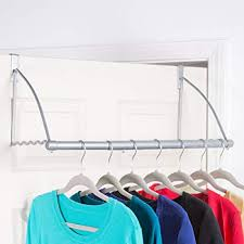 Image Storage Hold Storage Over The Door Closet Valet Over The Door Clothes Organizer Rack And Pinterest Amazoncom Hold Storage Over The Door Closet Valet Over The Door