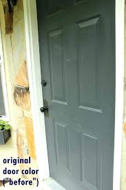faux wood paint front door exterior paint that looks like wood stain how to paint fiberglass