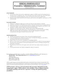 Resume For Medical Administrative Assistant Medical Administrative