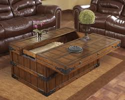 latest rustic oak coffee table with drawers in coffee tables rustic storage trunk coffee table