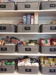 Adorable space saving kitchen pantry ideas Cabinets 16 Ways To Maximize Your Pantry Space Pinterest 16 Small Pantry Organization Ideas Hgtv