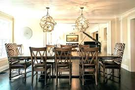charming dining table chandeliers dining table chandelier chandelier over dining table fresh amazing orb dining room