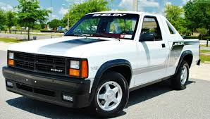 Muscle Truck: 1989 Dodge Dakota Shelby