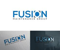 Fusion Logo Design Serious Professional Logo Design For Fusion Maintenance