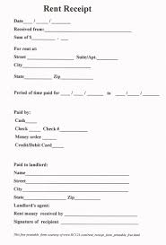 printable rent receipt template rent receipt forms oyle kalakaari co