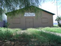 cesar chavez this historic building is the santa rita center also known as santa rita hall it is where cesar chavez began his 24 day hunger strike on 11 1972