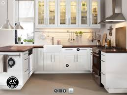 Modern Wooden Kitchen Designs Amazing Modern Kitchen Design With White Wooden Countertops And