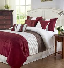 bedding set grey and brown bedding red and beige cream bedding beautiful grey and brown