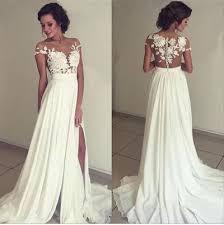 wedding dresses white wedding dresses appliques wedding dresses