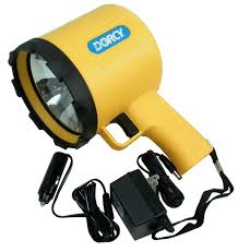 Dorcy Pro Series Ac Dc Rechargeable Portable Work Light Dorcy 1 Million Candle Power Rechargeable Spotlight