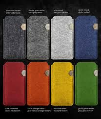 iPhone 12 11 Pro Max mini SE felt sleeve, case SOFTWERK 2.0 | werktat® -  leather & felt bags cases sleeves coasters cuts seat mats placemats