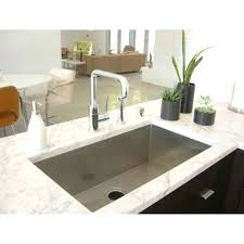 drop in kitchen sinks single bowl inch zero radius stainless steel single bowl kitchen sink and
