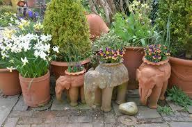 Garden Pots The Courtyard Garden Whichford Pottery