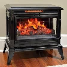 Amazoncom Pleasant Hearth GLF500268 Sheridan Mobile Fireplace Infrared Fireplace Heater