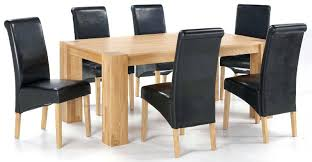 amazon dining table and chairs. full image for nordic solid oak dining table leather chairs home and interior amazon l
