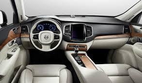 volvo 2015 xc90 interior. 2015 volvo xc90 dashboard view press image xc90 interior