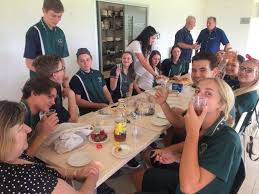 high school lunch table. Noosa District State High School Year 11 Leaders Say Thank You With Lunch. Lunch Table