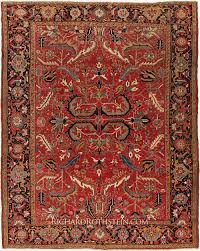 image of antique persian rugs