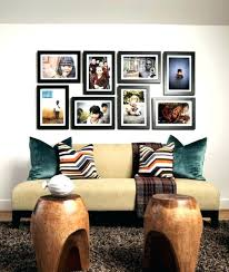 picture frame designs on walls photo frame ideas for walls ad cool ideas to display family