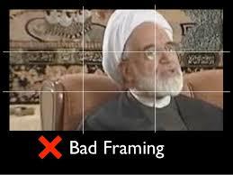 bad framing photography. Bad Framing; 44. Framing Photography