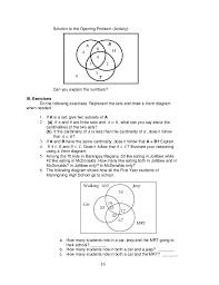 venn diagram maths worksheet venn diagram for 7th grade math worksheets wiring diagram