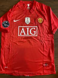 Get the best deals on nike cristiano ronaldo manchester united international club soccer fan apparel and souvenirs when you shop the largest online selection at ebay.com. Soccer International Clubs Manchester United Jersey Ronaldo Trainers4me