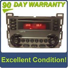 gm xm radio pontiac torrent gm oem factory stereo am fm radio mp3 cd player receiver xm aux