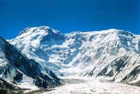 Горы Кыргызстана^^^ система Тянь Шань Ледник Звёздчка и Пик победы