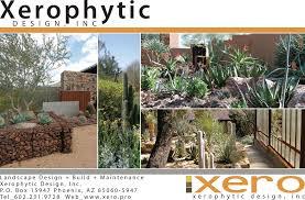 Small Picture xeropro Phoenix Home Garden Xerophytic Design