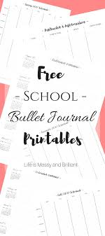 Bullet Journal Template Pdf Printable Bullet Journal Key Download Them Or Print