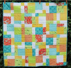 10 Easy Baby Quilt Patterns That Stitch Up Quick & spring baby quilt design Adamdwight.com