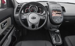 2013 Kia Soul Interior Photo #41870411 - Automotive.com