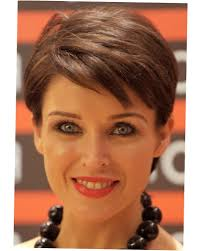 Short Hairstyles For Round Faces And Thick Hair Elegant Beautiful