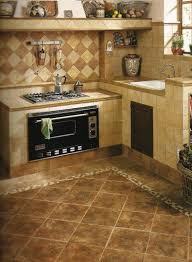 kitchen tile. for many, the kitchen is centerpiece of home. functionality balanced with look and feel individual looking to augment tile