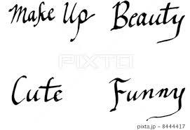 英語 ロゴ レタリング チラシのイラスト素材 Pixta