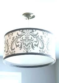 magnificent large drum lamp shades for chandelier barrel lamp shade chandelier the project files drum is