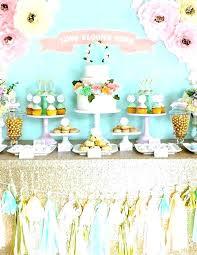 Baby Boy Shower Decorating Ideas Decor 1 Cake Table D Handbooginfo