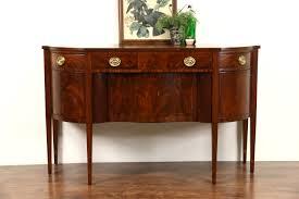 henredon natchez collection vintage mahogany sideboard buffet or server
