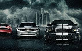 muscle cars wallpapers hd wallpapers