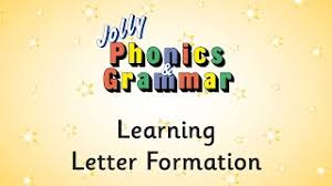 Welcome to esl printables, the website where english language teachers exchange resources: Learning Letter Formation In Jolly Phonics Youtube