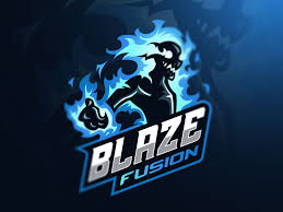 Fusion Logo Design Blaze Fusion Mascot Logo Design By Marvin Baldemor On Dribbble