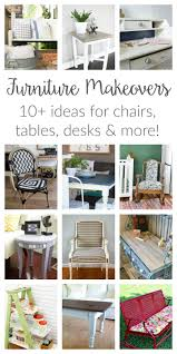 diy furniture makeover. Furniture Makeover Ideas For Thrift Store And Vintage Chairs, Desks, Tables More. Grab A Paintbrush Get Inspired By Amazing Before After DIYs! Diy