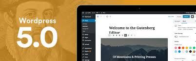 la fecha del lanzamiento de wordpress 5 0 cada vez está más cerca es posiblemente una de las mayores actualizaciones de los últimos años y se que ya