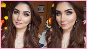 party makeup glitter glam long lasting makeup urdu hindi