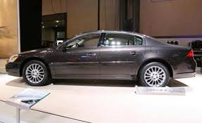2008 Buick Lucerne - Information and photos - ZombieDrive